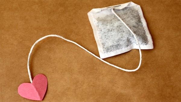 sản phẩm trà túi lọc của máy YD11 tự động