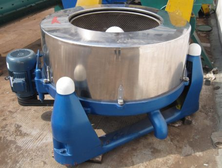 máy vắt lọc dầu ly tâm