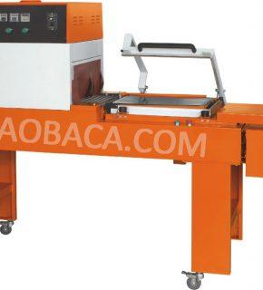 Máy cắt rút co màng bán tự động 5040A