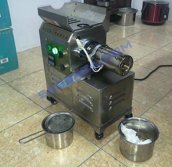 máy ép dầu 5-8kg/h