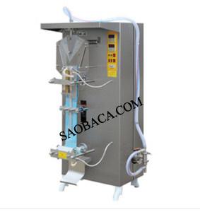 máy đóng gói bịch nước tự động
