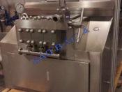 Tại sao sản xuất sữa không thể thiếu máy đồng hóa?