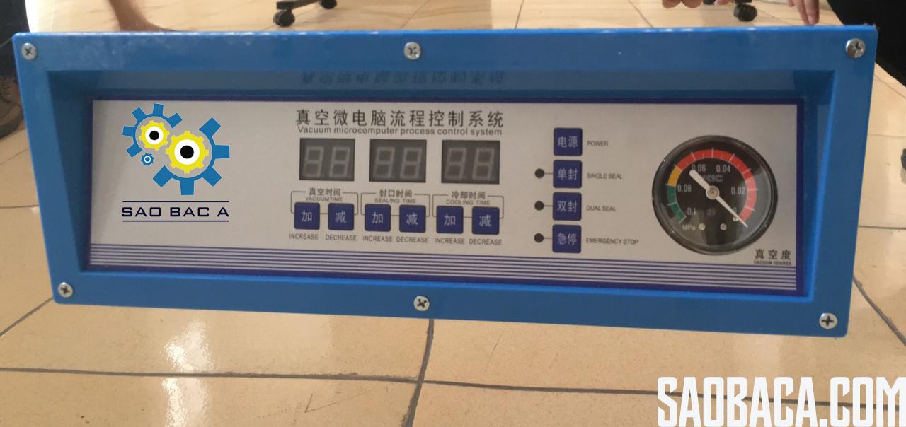 máy hút chân không 12 khay zk-1000