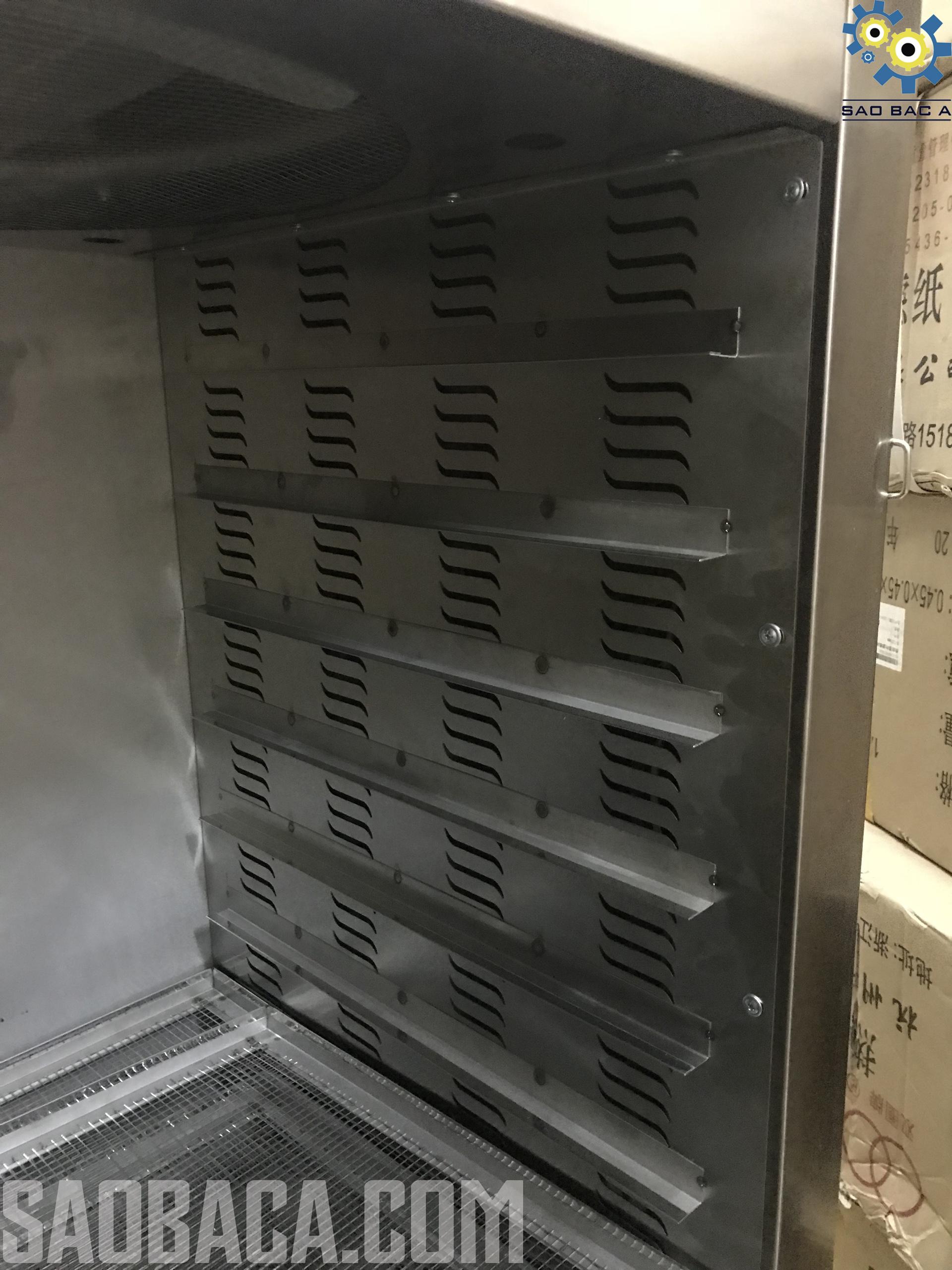 máy sấy tủ sấy hải sản