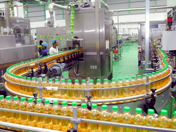 dây chuyền sản xuất nước uống có ga