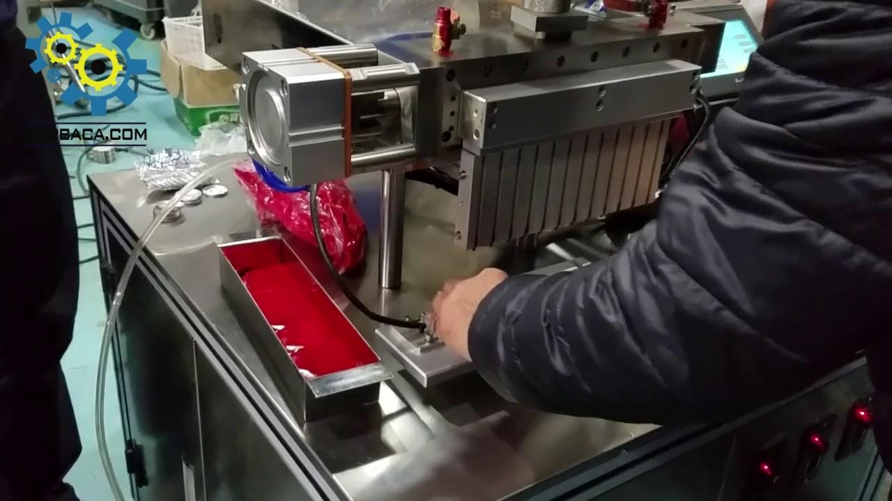máy làm son môi tự động