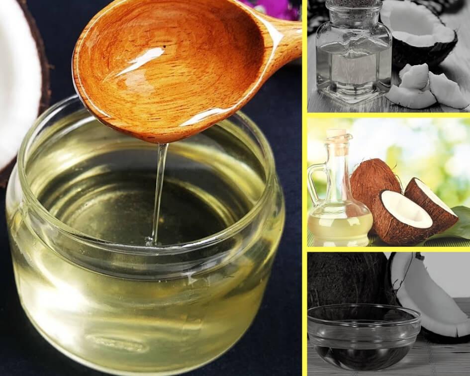 cách ép dầu dừa