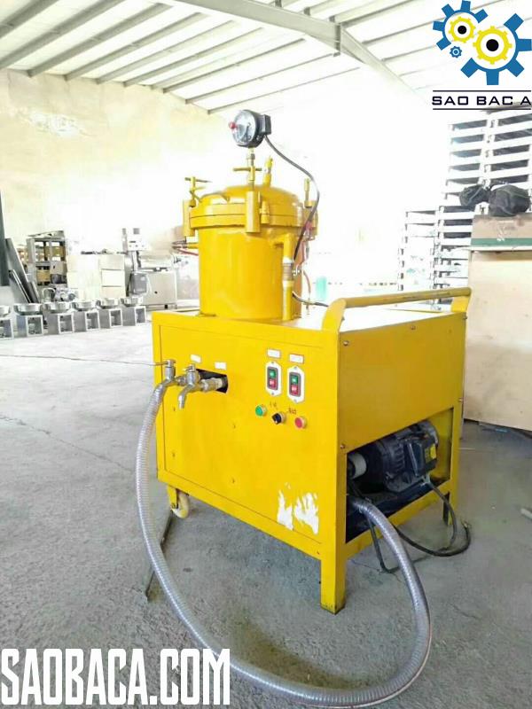máy lọc dầu ăn