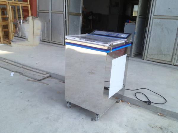 Máy đóng gói hút chân không chè ZK-600 6 khay Inox tại Sao Bắc Á
